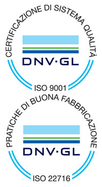 Certificazioni Dreamcos International