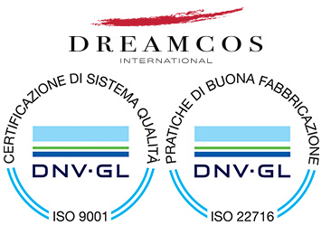 Certificazioni Dreamcos